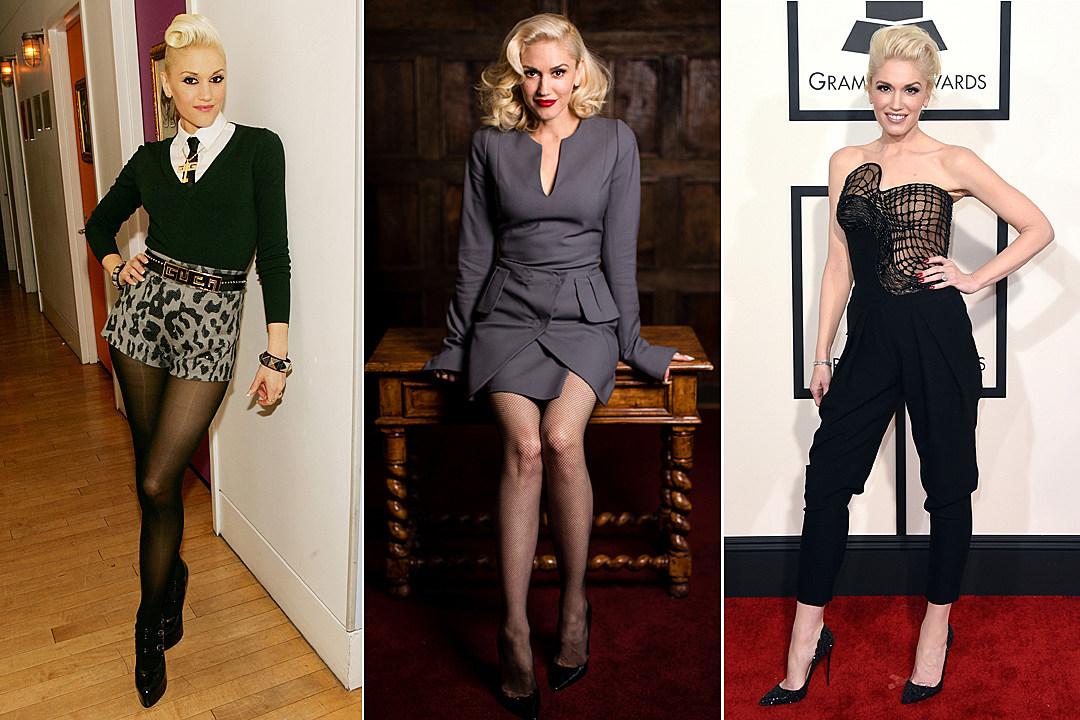 Gwen Stefani\u0027s Style Evolution (Gallery)