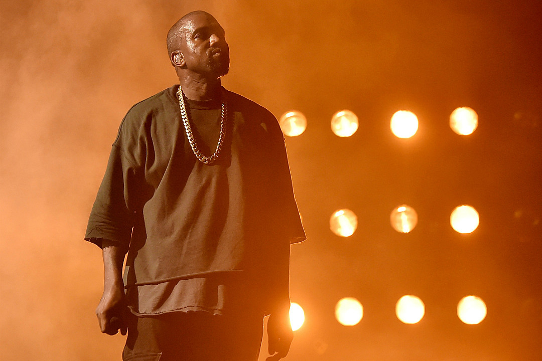 Kanye West Opens The iHeartRadio Music Festival