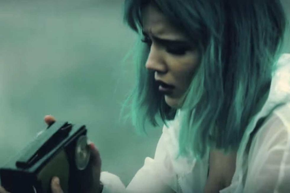 Halsey Lives a Dystopian Nightmare in 'New Americana' Video