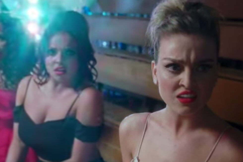 Little Mix Fall For The High School Player in 'Love Me Like