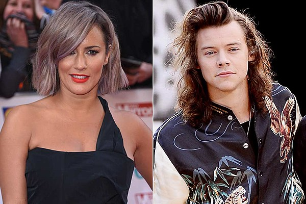 Caroline Flack Opens Up About Relationship With Harry Styles