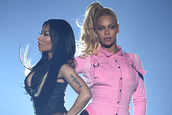 Nicki Minaj Ties Beyonce for Billboard R&B/Hip-Hop Chart Record