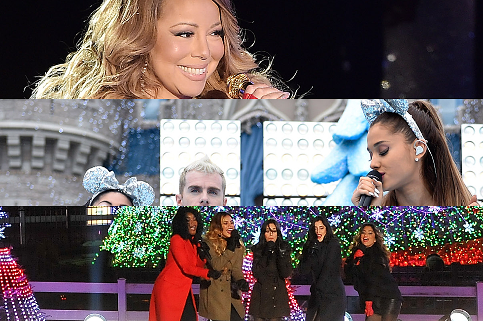 Fifth Harmony All I Want For Christmas Is You.All I Want For Christmas Is You The Mariah Ariana Fifth