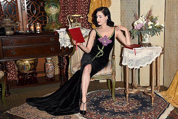 Dita Von Teese Is Releasing A Sexy Valentine S Day