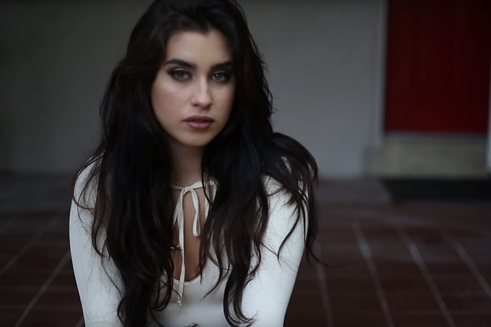 Fifth Harmony S Lauren Jauregui Stuns In A Solo Photoshoot