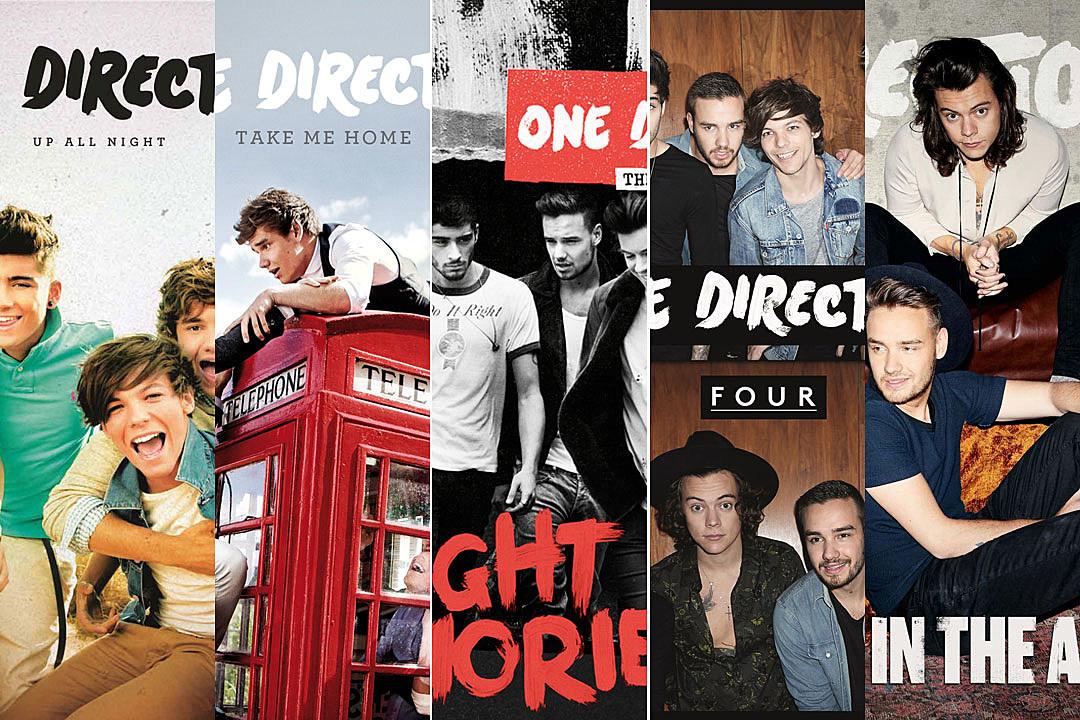 Discografia do One Direction