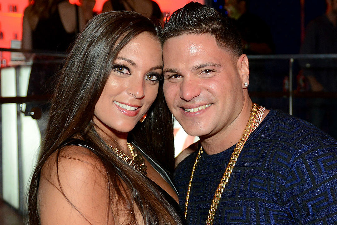 Disaster Couple Ronnie Sammi of 'Jersey Shore' Might Be Back On