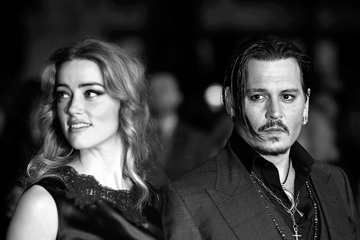 Johnny Depp Reveals His Severed Finger Amid Court Battle With Amber Heard