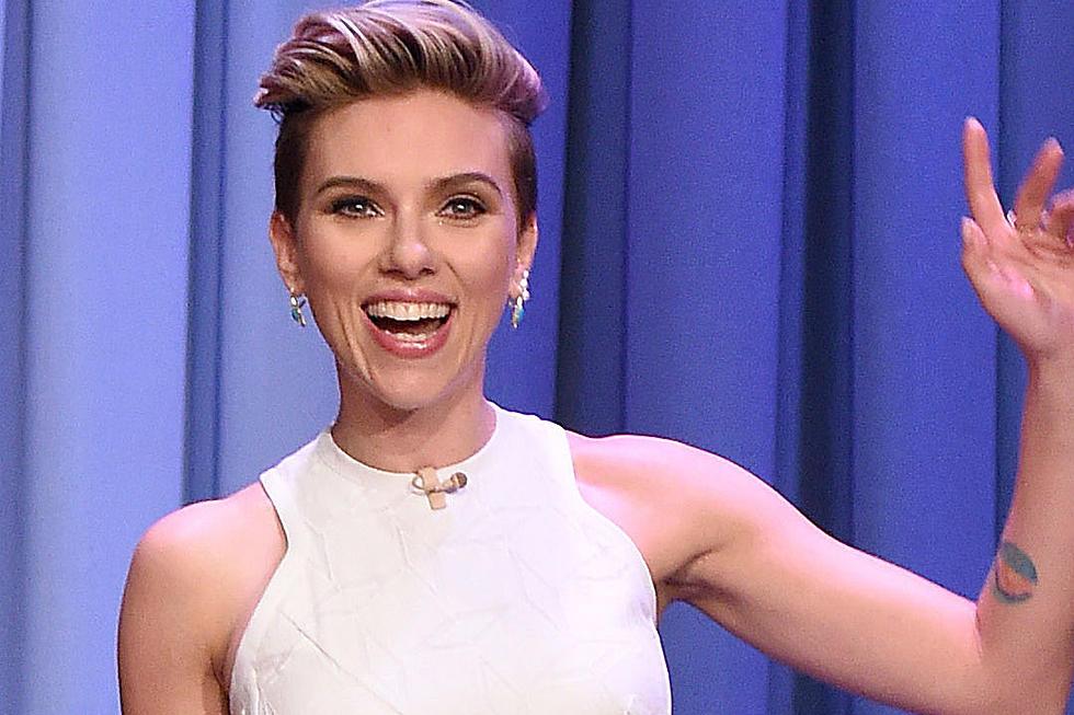 Scarlett Johansson Is Lone Woman on Top 10 Highest-Grossing