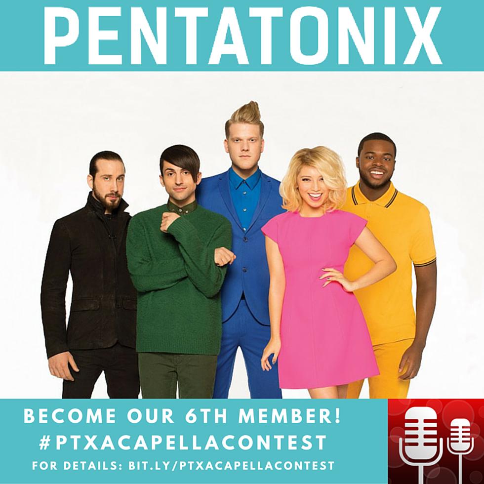 Become Pentatonix's Virtual Sixth Member & Enter to Win