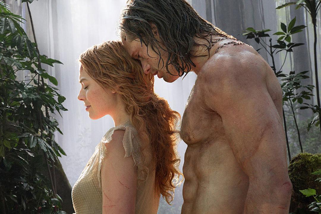 Tarzan gay