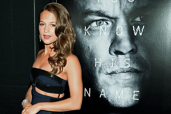 Alicia Vikander Detail: Alicia Vikander Describes 'Tomb Raider' Movie Changes