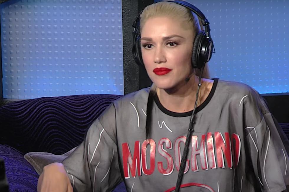 Gwen Stefani Doesn't Have the Range, Says Gwen Stefani