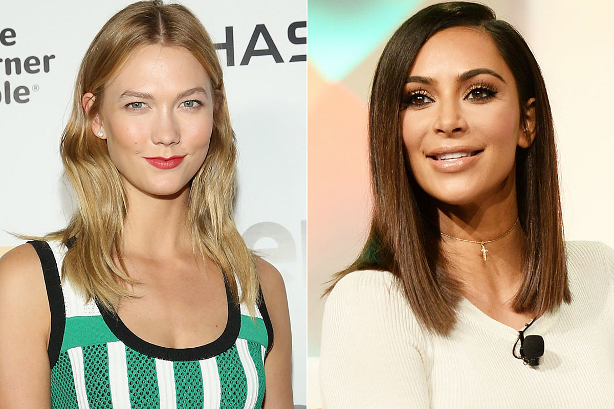 Taylor Swift S Best Friend Karlie Kloss Says Kim Kardashian Is Lovely