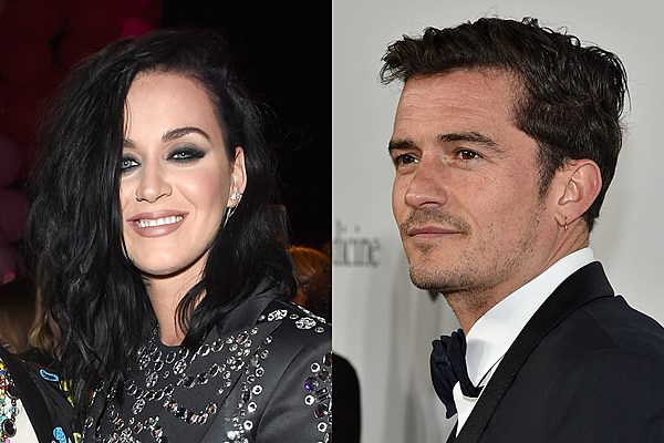 Orlando Bloom Gets Naked Again, Fondles Katy Perrys Boobs On The Beach-5441