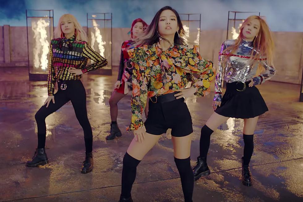 BLACKPINK, South Korea's Hottest New Girl Group, Returns