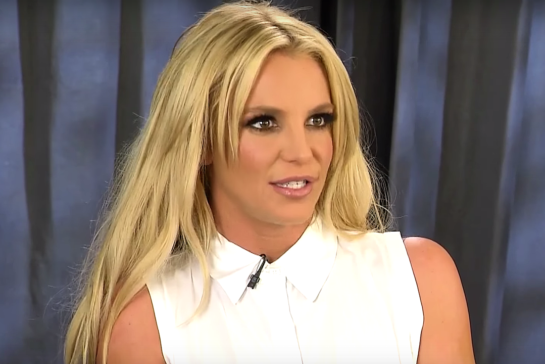 Britney Spears Talks Charity Hillary Clinton And Slumber Party Video With Tinashe