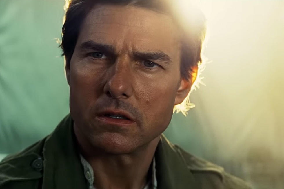 The Mummy' IMAX Trailer Is Missing Sound Effects, and It's Hilarious