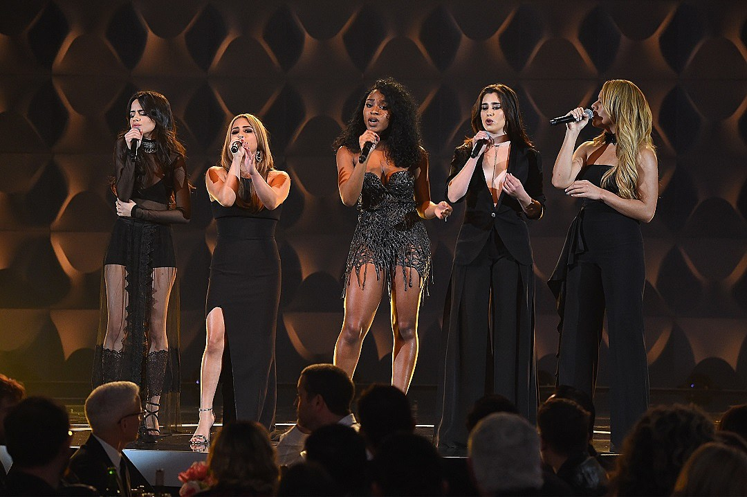 Fifth Harmony Perform Meghan Trainor's 'Like I'm Gonna Lose You'