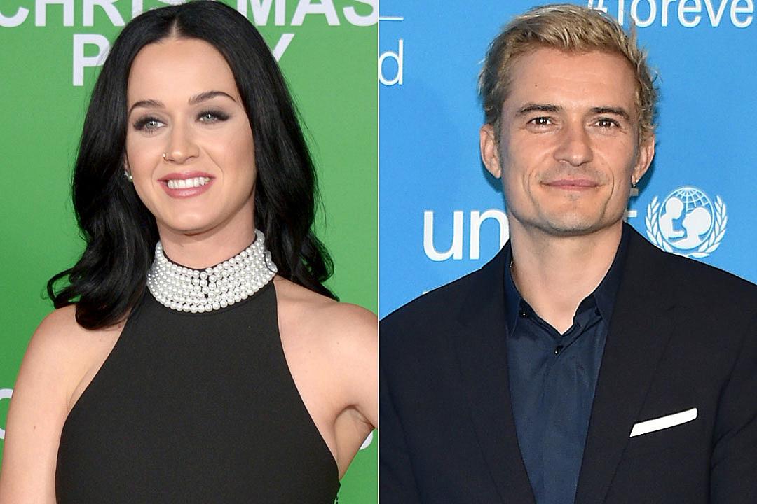 är Katy Perry dating Orlando Bloom 2016