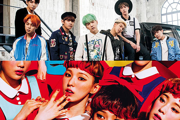 Which February 2017 K-Pop Comeback Are You Most Excited For?