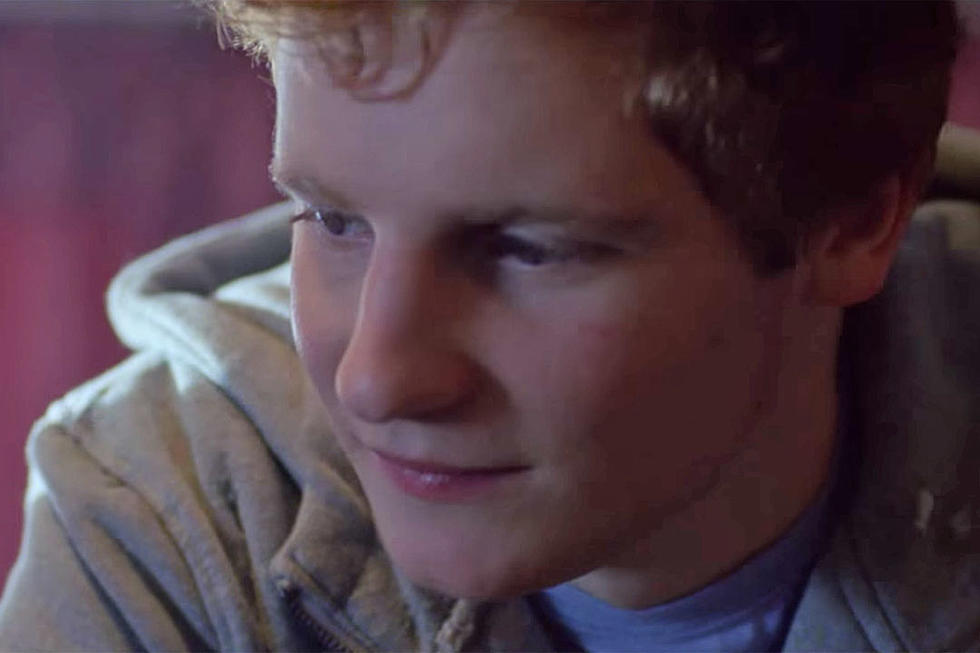 Ed Sheeran Revisits His Teen Years in 'Castle on a Hill' Video
