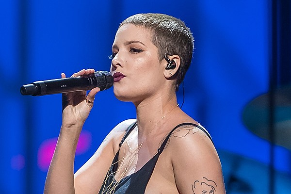 Halsey Is 'Not Afraid Anymore' on 'Fifty Shades Darker' Track