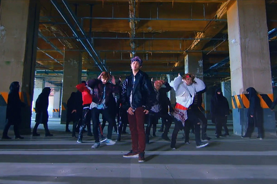Bts Are Ready To Fight In Fierce Not Today Video Watch