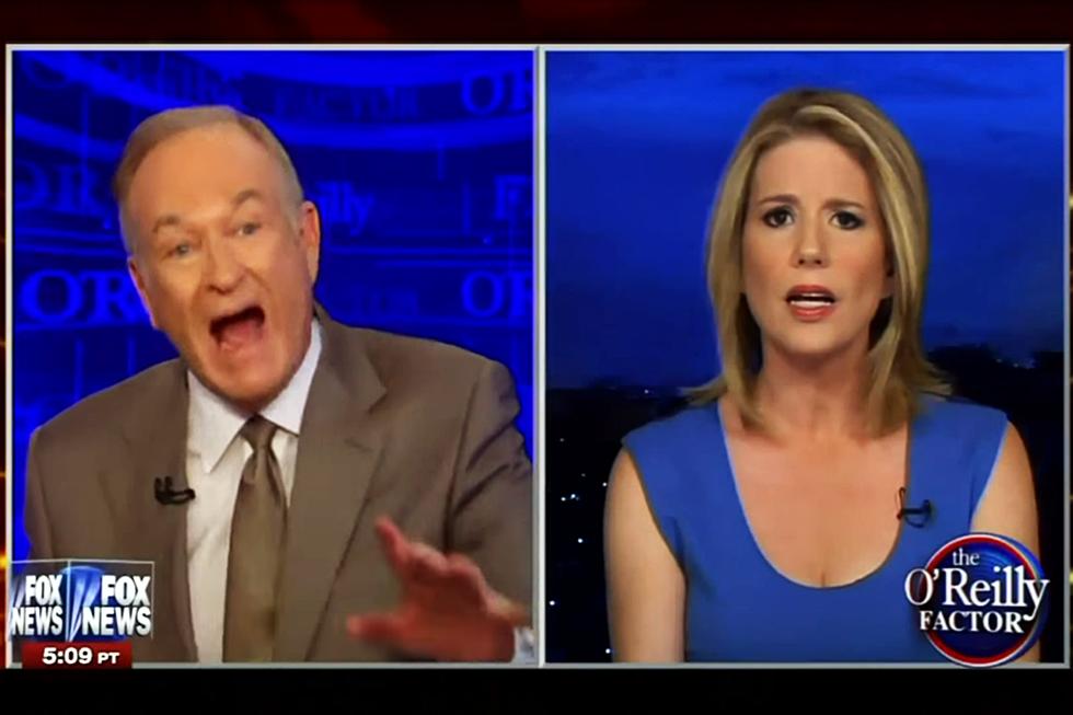 Bill O'Reilly's 5 Biggest, Loudest, Screamingest Freak-Outs