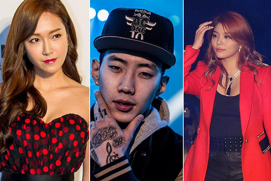 american kpop idols