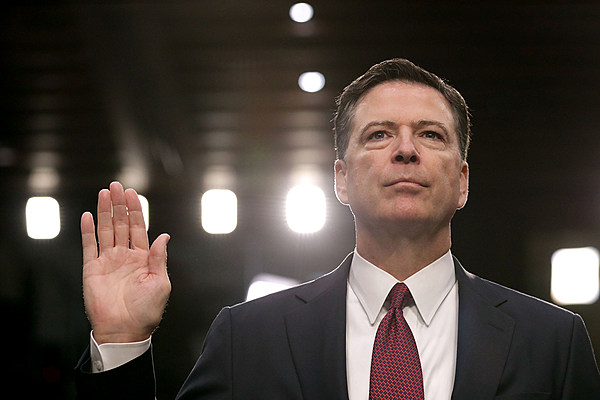 Here's What Everyone on Twitter Thought of James Comey's ...