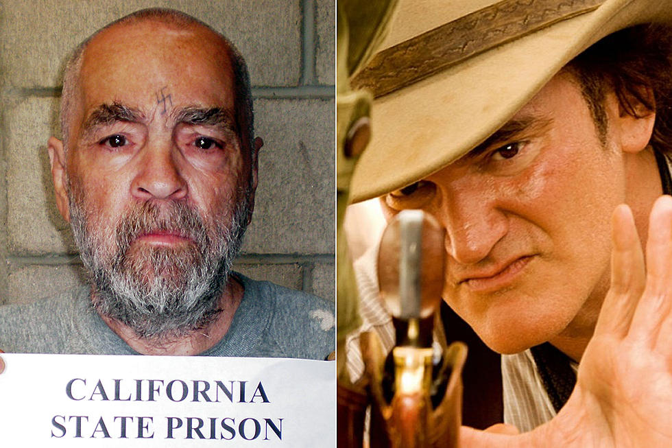 Quentin Tarantino's Next Movie Is About the Notorious Manson