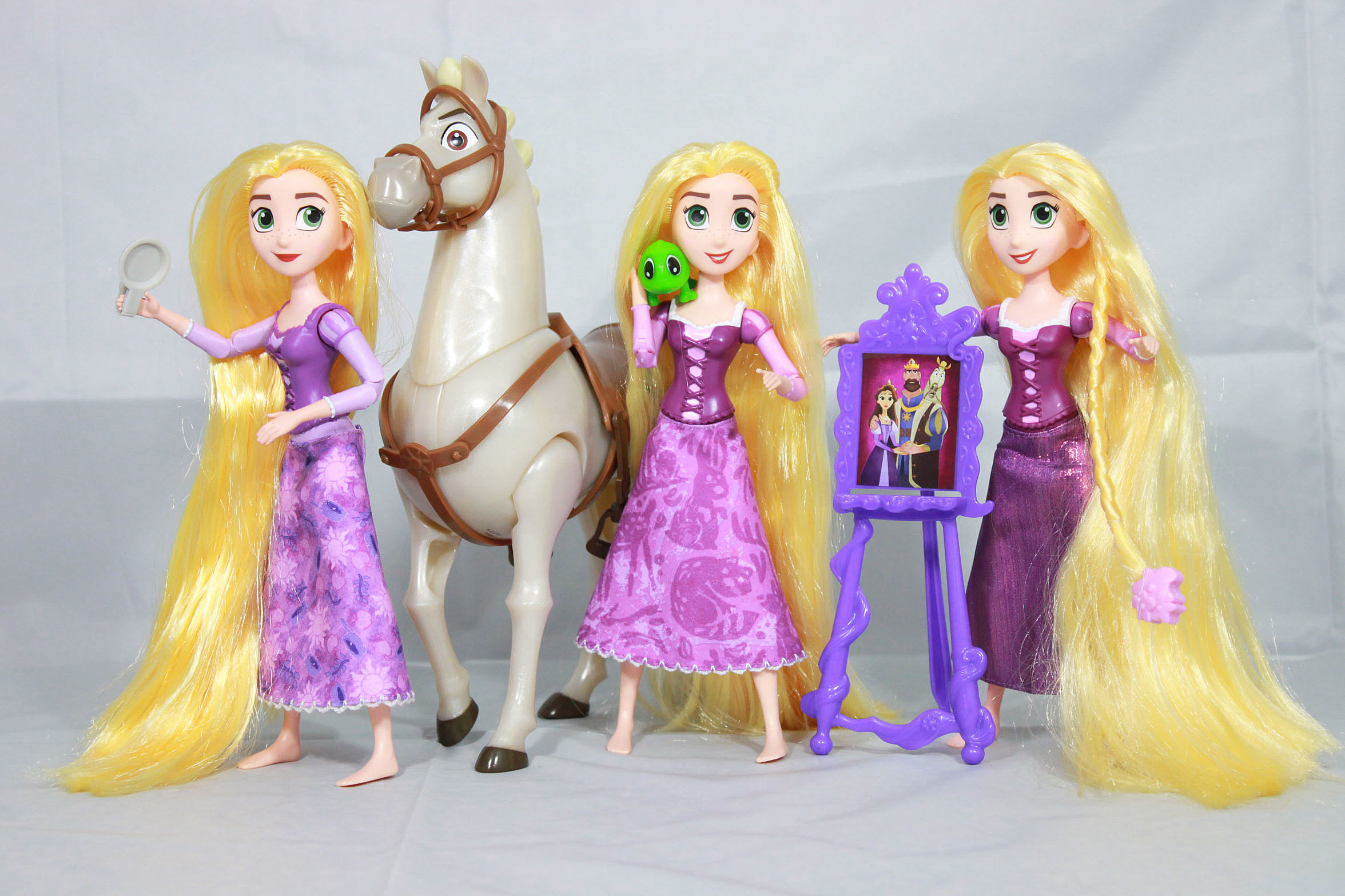 Disney S Tangled The Series Toy Line Review