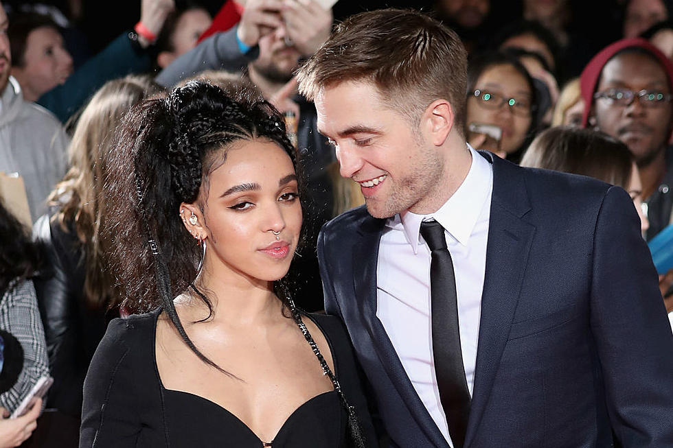 Pattinson dating now robert Are Robert