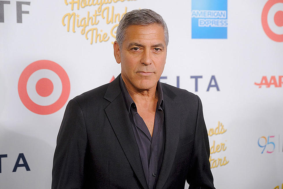 George Clooney Hospitalized After Scooter Struck by Car in Italy