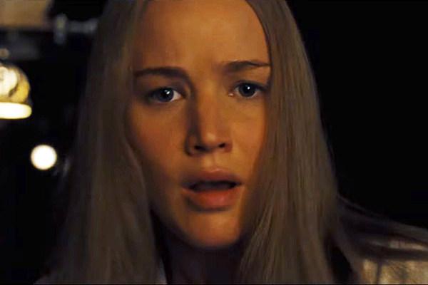 Jennifer Lawrence's Spooky 'mother!' trailer + Change Your ...