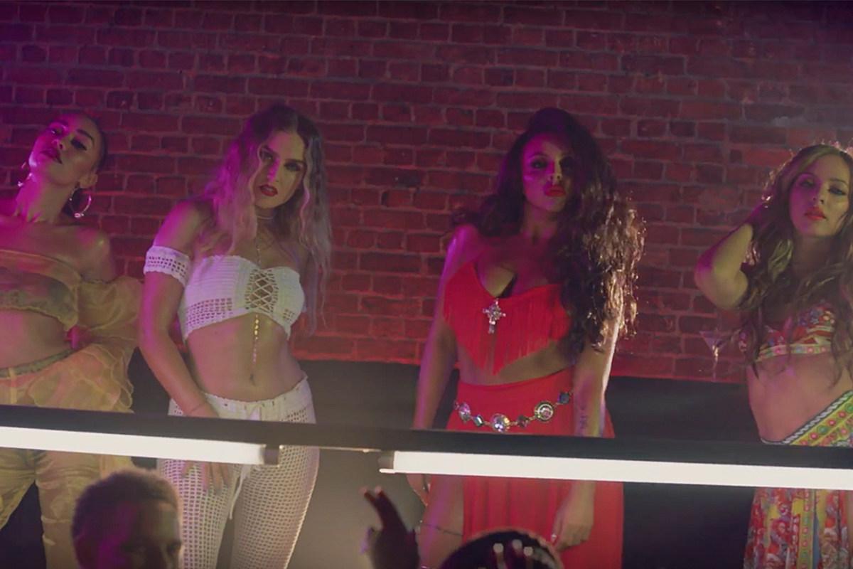 Cnco And Little Mix Release Reggaeton Lento Remix Video