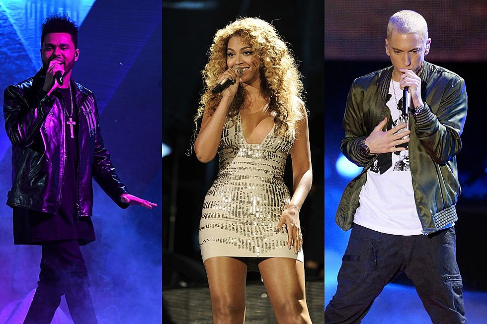 Are Beyonce, Eminem and The Weeknd Headlining Coachella 2018?