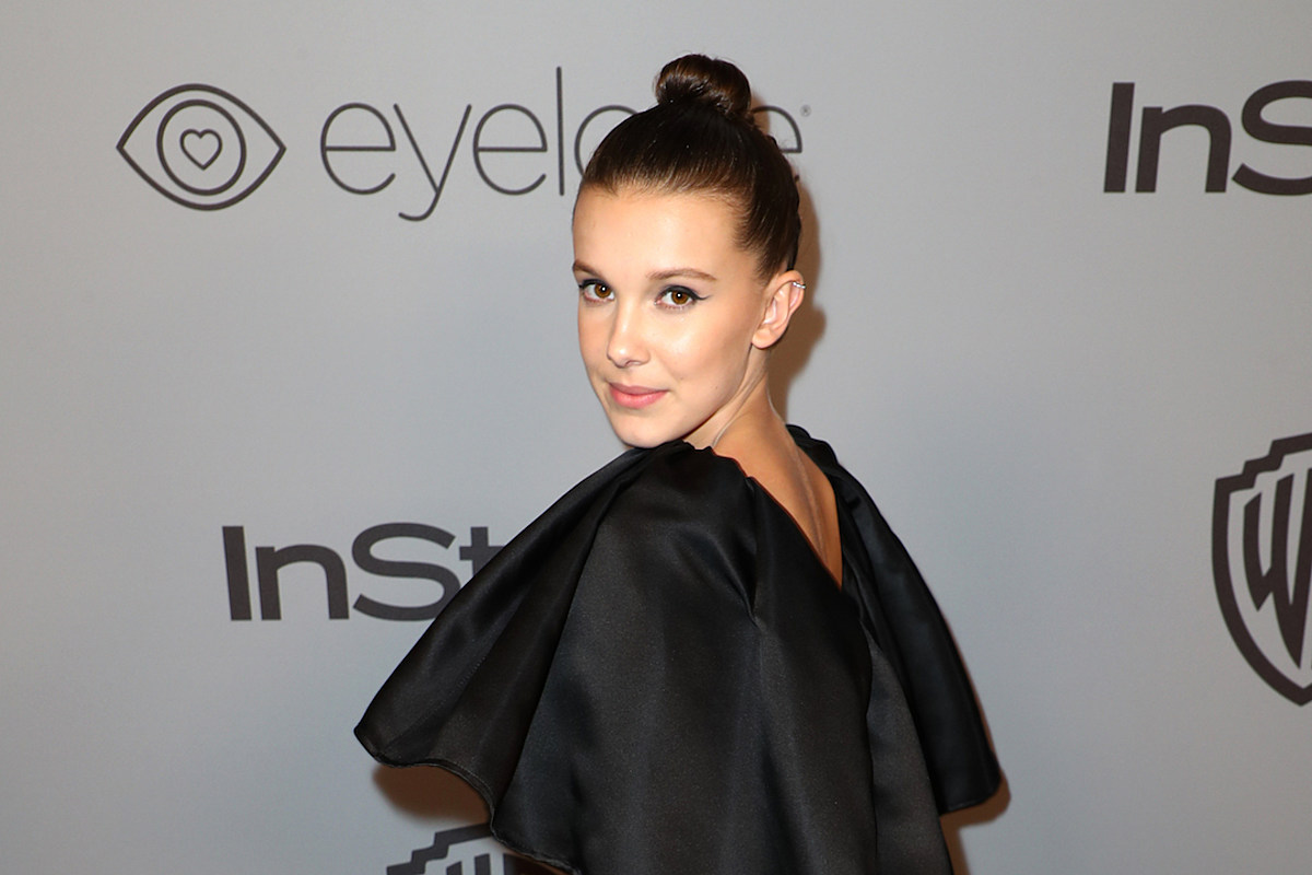Millie Bobby Brown, Paris Jackson Star in Calvin Klein Campaign (PHOTOS)