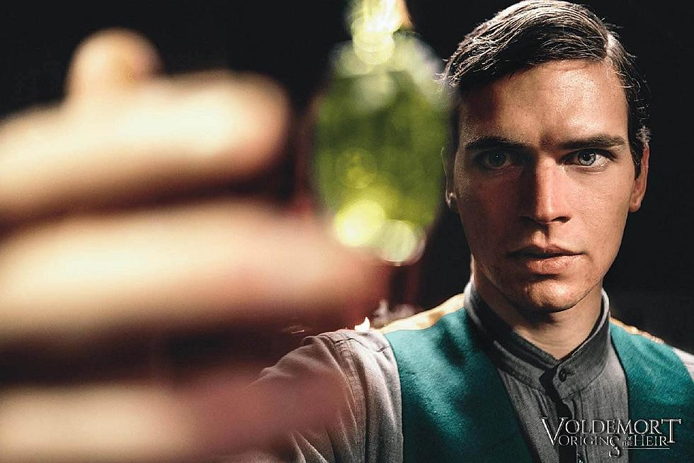 Harry Potter Fan-Created 'Voldemort: Origins of the Heir