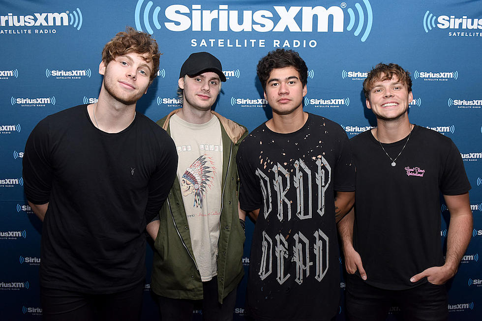 5SOS Debut New Song + Announce Spring 2018 World Tour