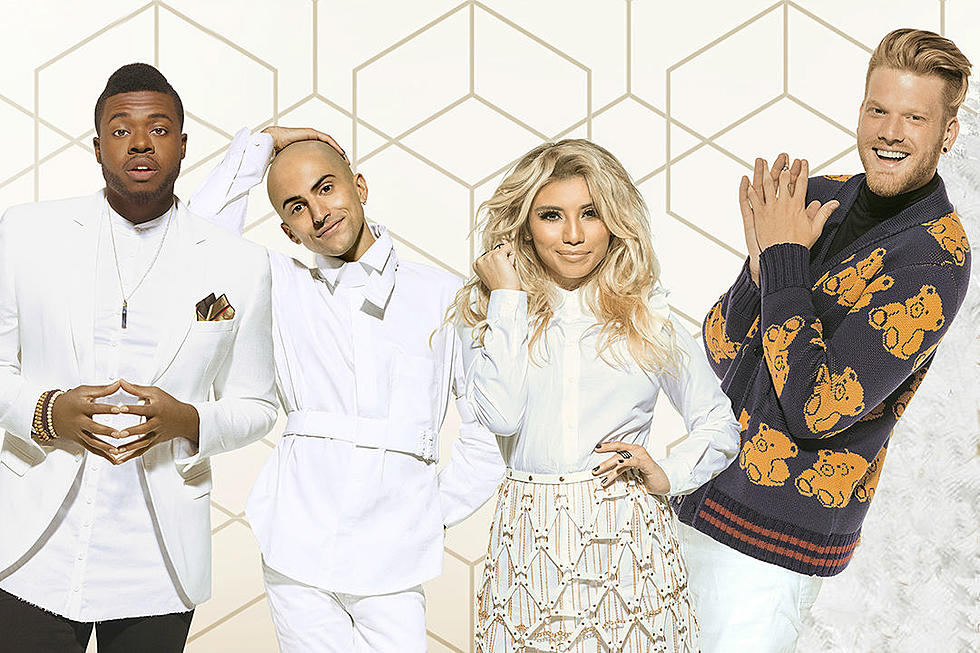 Pentatonix Announce New Album 'TOP POP VOL  1′ + Summer Tour