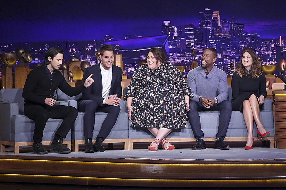 This Is Us' Cast Hugs America Following Emotional Episode