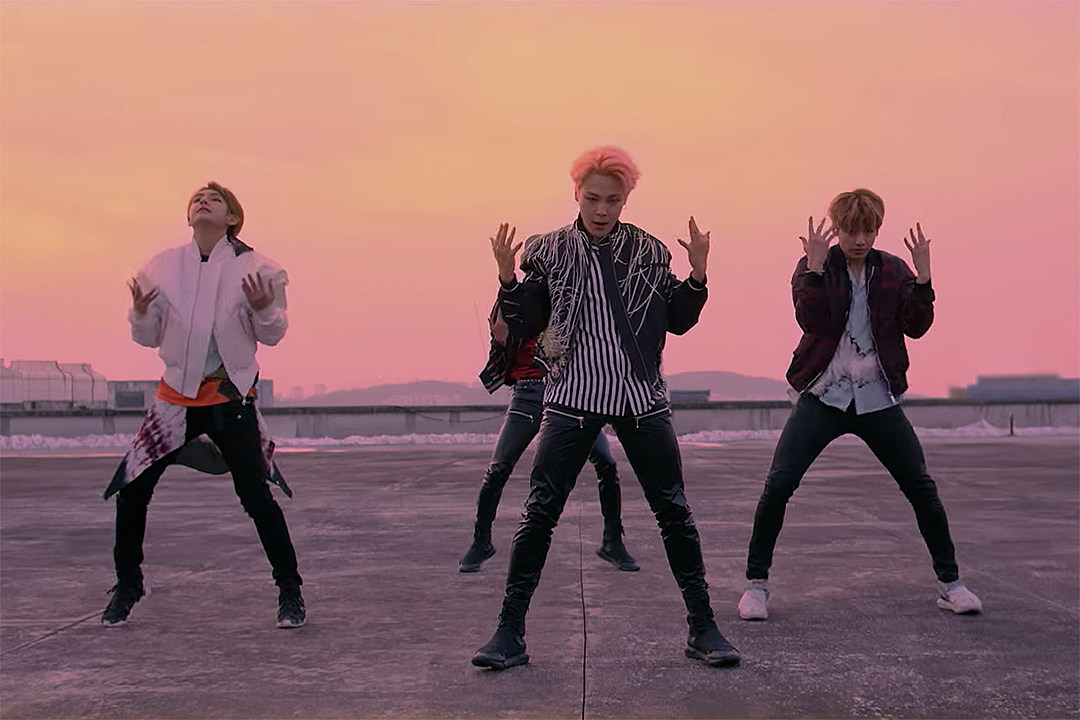 Bts Not Today Music Video Passes 200m Views On Youtube