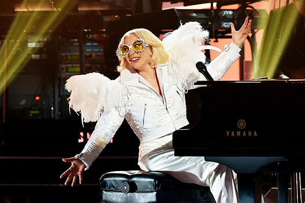 "Listen to Lady Gaga Cover Elton John's ""Your Song"""