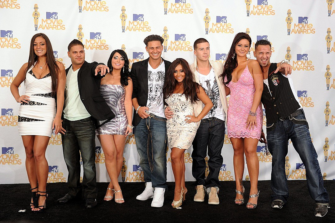 The Cast of 'Jersey Shore' Through the Years (PHOTOS)