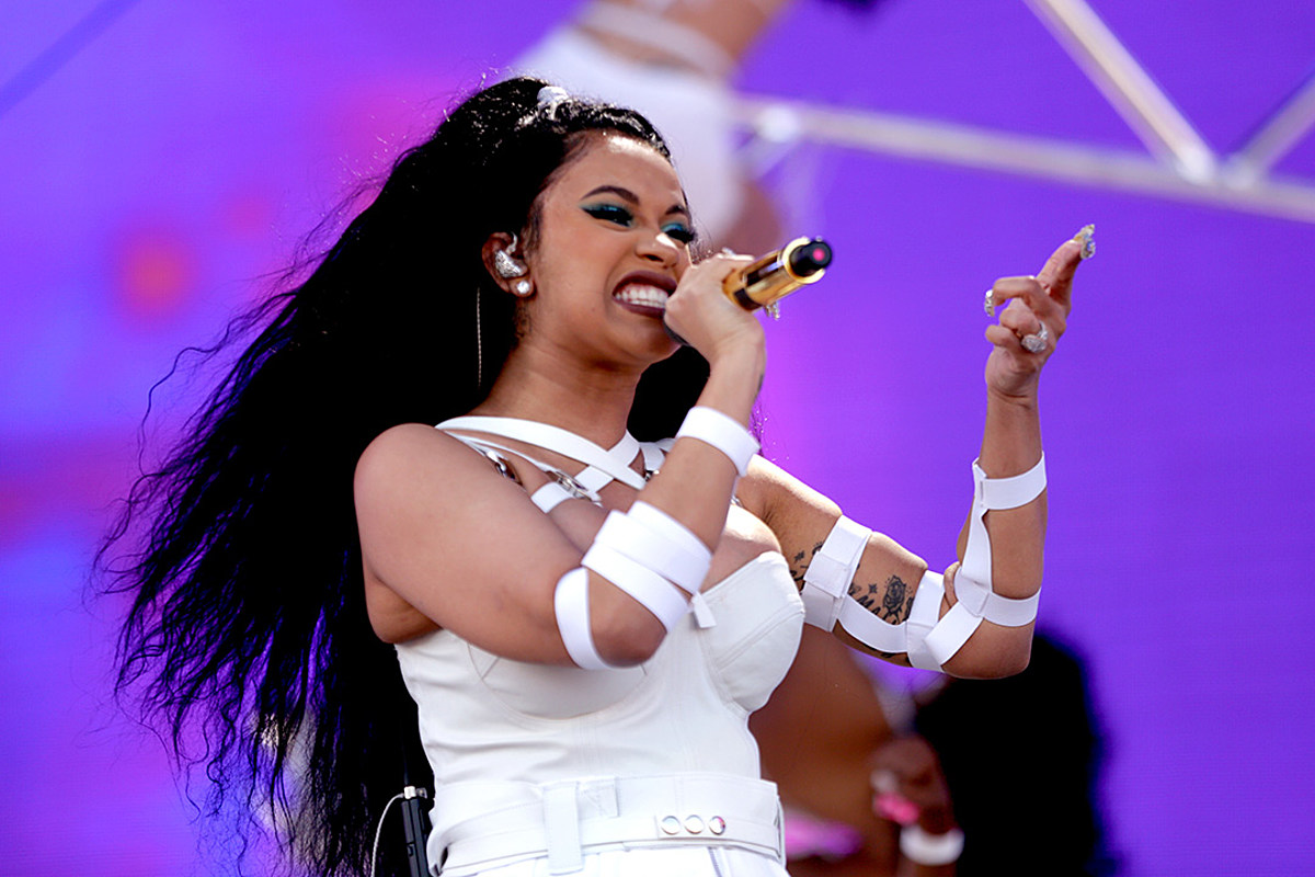 Model Sues Rapper Cardi B Over Naughty Album Cover: Cardi B's Former Manager Sues Rapper For $10 Million