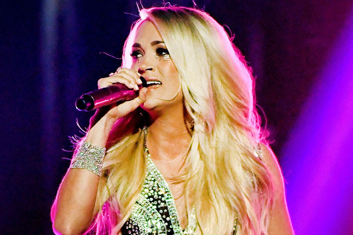 Nashville Notes - Carrie Underwood's 'Carefree Underwear'