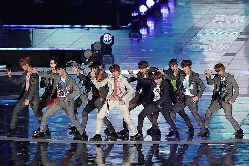 Wanna One K-Pop Group Disbanding Before 2019