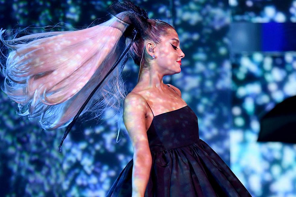 Ariana Grande Debuts The Light Is Coming At Wango Tango 2018